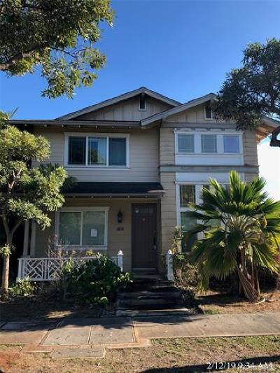 Single Family Home For Sale: 91-1071 Hokuikekai Street