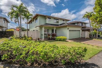 Mililani Single Family Home For Sale: 95-207 Loea Place