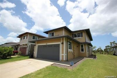 Ewa Beach Single Family Home For Sale: 91-1736 Puhiko Street