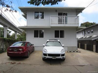 Aiea Single Family Home For Sale: 99-040 Upapalu Drive #D
