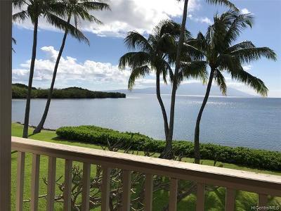 Maui County Condo/Townhouse For Sale: 7142 Kamehameha V Highway #A204