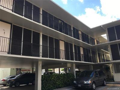 Condo/Townhouse For Sale: 1660 Kalakaua Avenue #311