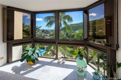Honolulu County Condo/Townhouse For Sale: 511 Hahaione Street #1/7D