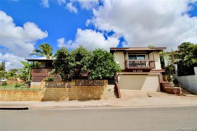 Kapolei Single Family Home For Sale: 92-695 Wainohia Way