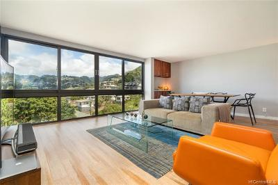 Honolulu HI Condo/Townhouse In Escrow Showing: $679,000