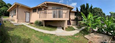 Mililani Single Family Home For Sale: 95-152 Wailawa Street