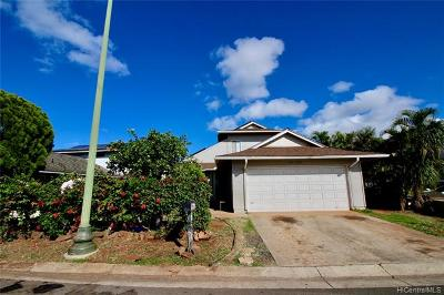 Ewa Beach Single Family Home For Sale: 91-1011 Kumimi Street