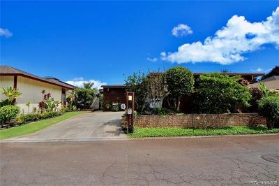 Mililani Single Family Home For Sale: 94-276 Kuanalio Loop