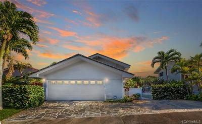 Single Family Home For Sale: 7425 Mokuhano Place