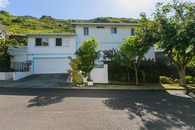 Single Family Home For Sale: 1422 Miloiki Street