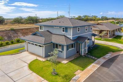 Kapolei Single Family Home For Sale: 460 Kamaaha Avenue #34