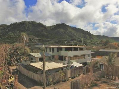 Haleiwa Single Family Home For Sale: 59-151 Ke Nui Road