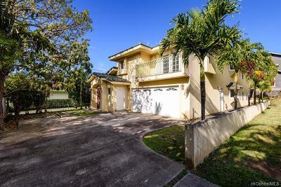 Single Family Home For Sale: 2289 Kamehameha Avenue