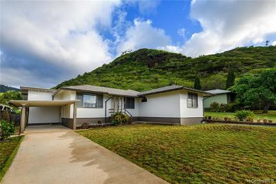 Single Family Home In Escrow Not Showing: 5332 Uhiuhi Street