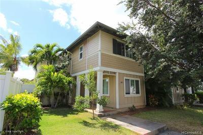 Ewa Beach Single Family Home For Sale: 91-6583 Kapolei Parkway