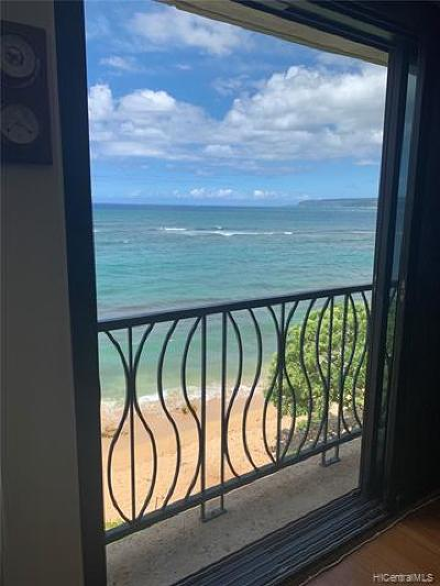 Waialua Condo/Townhouse For Sale: 68-121 Au Street #406