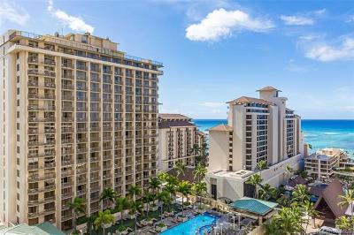 Honolulu Condo/Townhouse For Sale: 223 Saratoga Road #1410