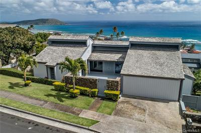 Single Family Home For Sale: 1789 Laukahi Street