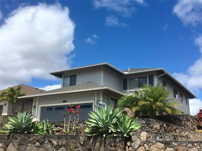 Kapolei Single Family Home For Sale: 92-743 Kuhoho Street