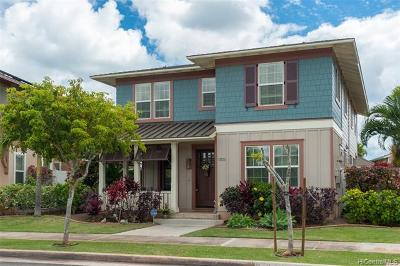 Ewa Beach Single Family Home For Sale: 91-1019 Waikoihi Street