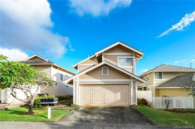Aiea Single Family Home For Sale: 98-1941 N Kaahumanu Street #57