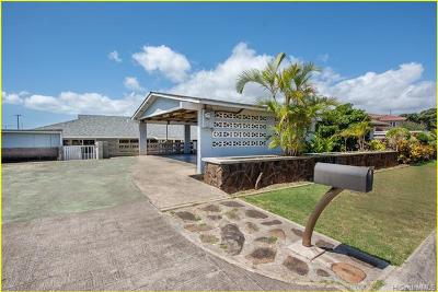 Pearl City Single Family Home For Sale: 1175 Hookahi Street