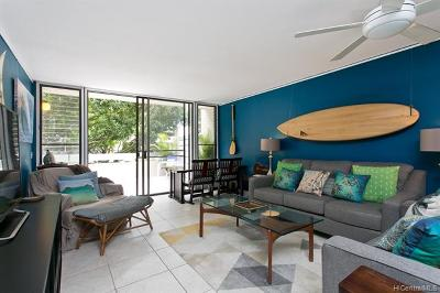 Kailua Condo/Townhouse In Escrow Showing: 333 Aoloa Street #228