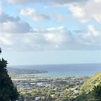 Honolulu Residential Lots & Land For Sale: 947 Uwao Street #C