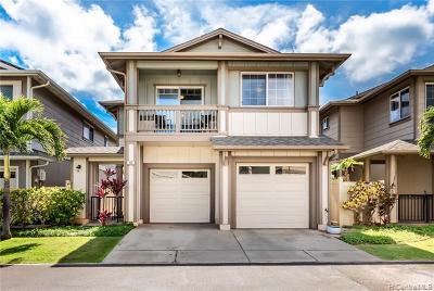 Ewa Beach Single Family Home For Sale: 91-1200 Keaunui Drive #606
