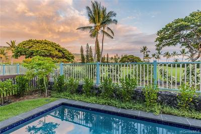 Single Family Home For Sale: 78-116 Holuakai Street