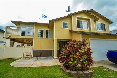 Ewa Beach Single Family Home For Sale: 91-323 Hoano Place