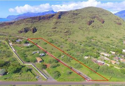Residential Lots & Land For Sale: 87-310 Hakimo Road
