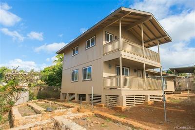 Kapolei Single Family Home In Escrow Showing: 92-530 Pilipono Street