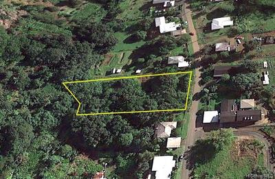 Kaneohe Residential Lots & Land For Sale: 47-373 Mahakea Road