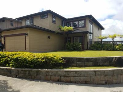 Mililani Single Family Home For Sale: 95-201 Kaeonui Place