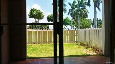 Condo/Townhouse For Sale: 94870 Lumiauau Street #R/103