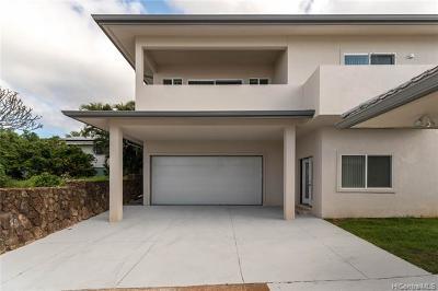 Honolulu HI Single Family Home For Sale: $1,088,000
