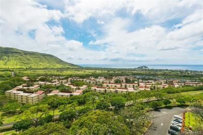 Waianae Condo/Townhouse For Sale: 84-710 Kili Drive #1313