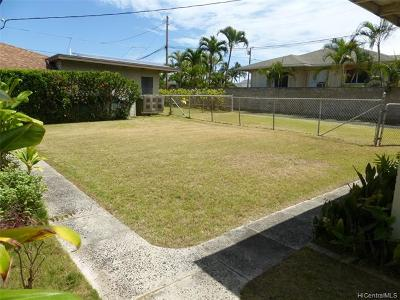 Kailua HI Single Family Home For Sale: $780,000