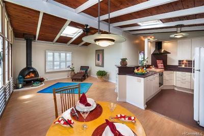 Aiea Single Family Home For Sale: 99-1014 Puumakani Street