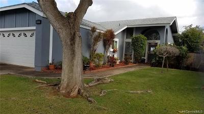 Waipahu Single Family Home For Sale: 94-1079 Eleu Street
