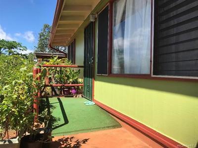 Ewa Beach Single Family Home For Sale: 91-1073 Hanaloa Street