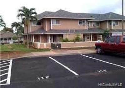 Ewa Beach Rental For Rent: 91-1010f Makaaloa Street #4F