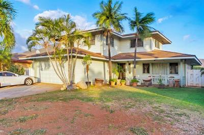 Single Family Home For Sale: 87-133 Princess Kahanu Avenue