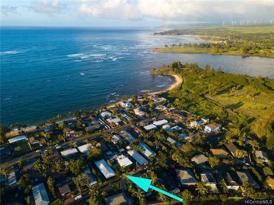 Waialua Single Family Home For Sale: 67-237 Kiapoko Street #1