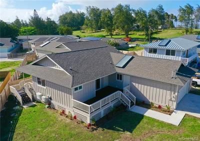 Kahuku Single Family Home For Sale: 56-419 Kamehameha Highway #NC-57