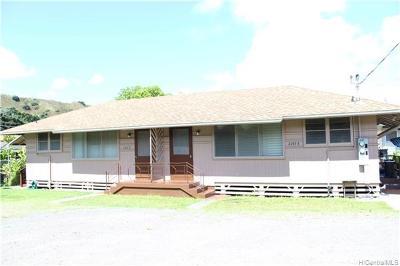 Honolulu Multi Family Home For Sale: 2357 Pauoa Road