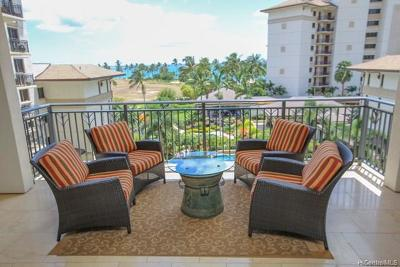 Kapolei Condo/Townhouse For Sale: 92-104 Waialii Place #O-504