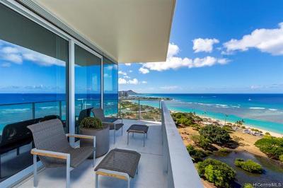 Honolulu Rental For Rent: 1118 Ala Moana Boulevard #2100