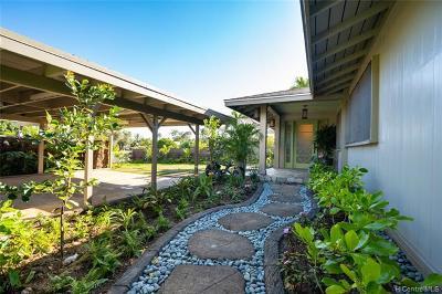 Single Family Home For Sale: 4454 Kilauea Avenue